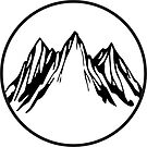 «Montañas» de Hannah Byers