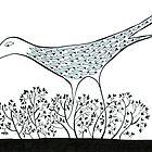 Big Bird by Aleksandra Kabakova