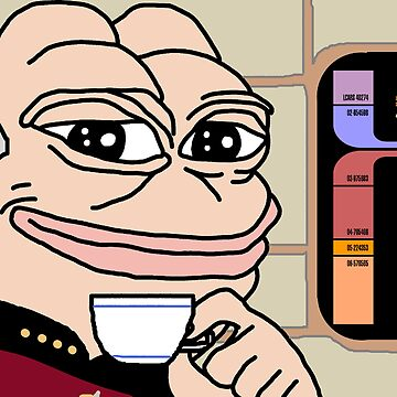picard pepe by X-9321
