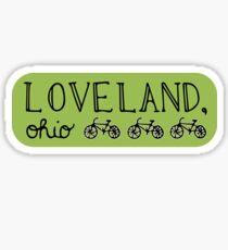 Loveland, Ohio Sticker