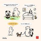 Ownership by Panda And Polar Bear