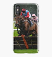 National Hunt Horse Racing iPhone Case/Skin