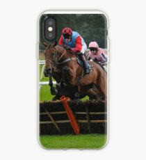 National Hunt Horse Racing iPhone Case