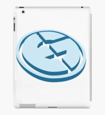 EG - Evil Geniuses Vector Logo  iPad Case/Skin