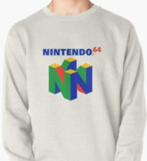 N64 Logo (With Text) Pullover