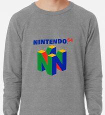 Sudadera ligera Logotipo N64 (con texto)