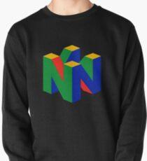Sudadera cerrada Logotipo N64 (sin texto)