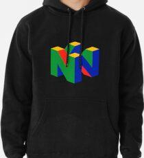 Sudadera con capucha Logotipo N64 (sin texto)