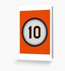 10 - Jonesy Greeting Card