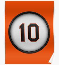 10 - Jonesy Poster