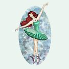 Ariel - Ballerina by terri-esmee