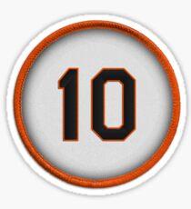 10 - Jonesy (alt version) Sticker