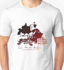 Ich bin ein Berliner Unisex T-Shirt
