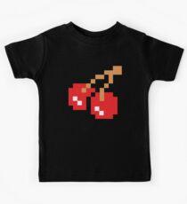 8-Bit Cherry Kids Tee