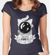 From The Skies Women's Fitted Scoop T-Shirt