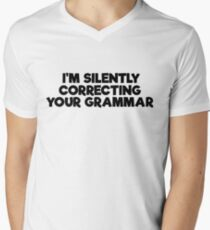 Geek Grammar School Smart Funny T-Shirts T-Shirt