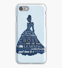 Greater iPhone Case/Skin