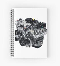 Cuaderno de espiral Powerstroke