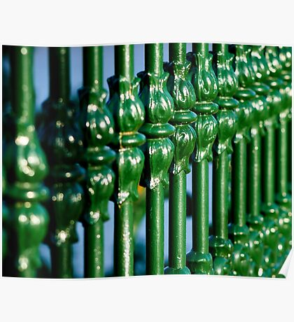 Green Gate Poster