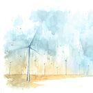 No Sound But The Wind Pt. 1 by Hanna-Dora