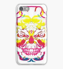 Crazy head iPhone Case/Skin