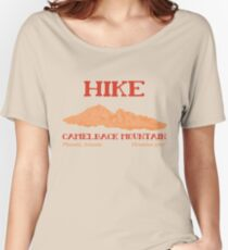 Hike Camelback Mountain! Women's Relaxed Fit T-Shirt
