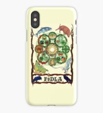FoDLA Wheel of the Year iPhone Case/Skin