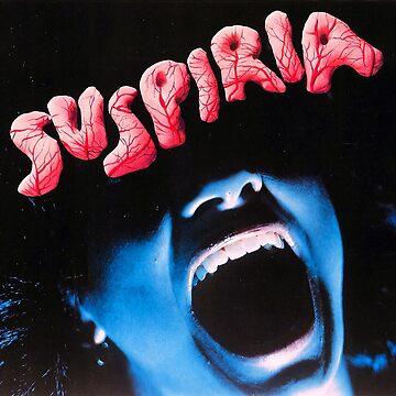 Dario Argento's Suspiria by jlbeattys