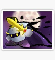Metaknight  Sticker