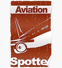 Aviation Spotter Poster