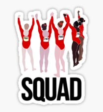 SQUAD Sticker