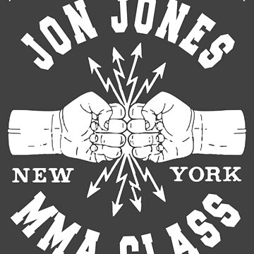 Bones Jones MMA Class by FightZoneUltra