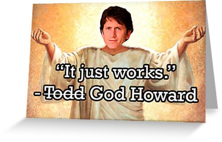 God Howard by APerson22
