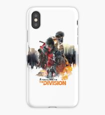 The Division  iPhone Case/Skin