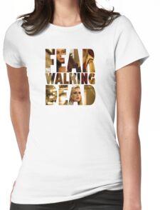 FEAR THE WALKING DEAD #1 Elyza Lex & Alicia Clark Womens Fitted T-Shirt