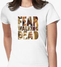 FEAR THE WALKING DEAD #1 Elyza Lex & Alicia Clark Women's Fitted T-Shirt