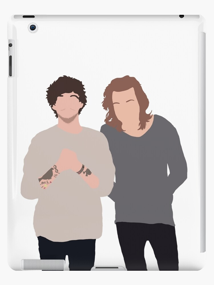Larry Stylinson Ipad Cases Skins By Eliannadraws Redbubble