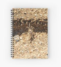 Tiny Crab Spiral Notebook