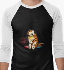 Calvin and Hobbes Big Hugs Nebula  T-Shirt
