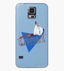 Weine nicht über verschüttete Milch. Hülle & Klebefolie für Samsung Galaxy