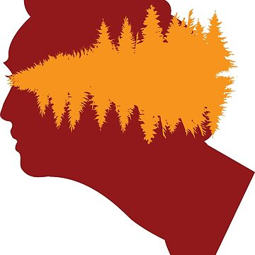 Head of the Forest  V2 by honestlyanthony
