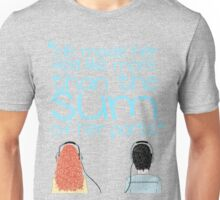 More Than The Sum Unisex T-Shirt