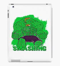 SMASH-ing! iPad Case/Skin