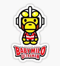 Ultraman Baby Milo Sticker