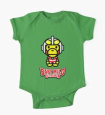 Ultraman Baby Milo Kids Clothes