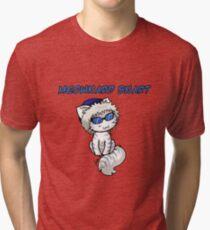 Meownard Snart Tri-blend T-Shirt