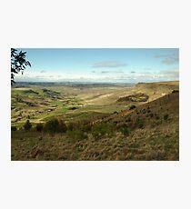 Joe Mortelliti Gallery - Rowsley valley, near Bacchus Marsh, Victoria, Australia.  Photographic Print