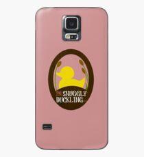 Das Snuggly Duckling Pub und die Brauerei Hülle & Klebefolie für Samsung Galaxy