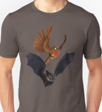 Bat(man) & Robin Unisex T-Shirt