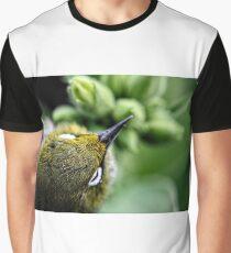 Silver Eye Graphic T-Shirt